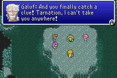 galuf-tarnation