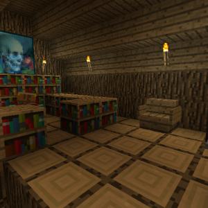 minecraft-cabin