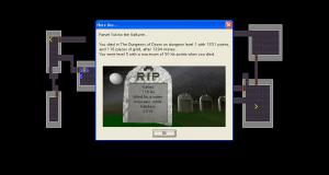 nethack-tombstone